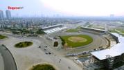 Trước giờ khởi tranh, đường đua F1 Hà Nội gấp rút hoàn thiện