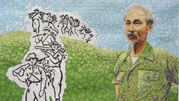Hình ảnh Chủ tịch Hồ Chí Minh bình dị thân thương từ hàng ngàn con tem