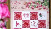 Ý nghĩa độc đáo của bộ tem tình yêu tỏa hương đầu tiên ở Việt Nam