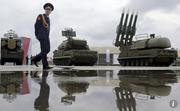 Sức mạnh vũ khí toàn cầu: Bất ngờ cú nhảy vọt Nga, Thổ