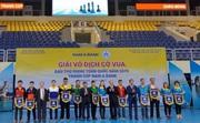 Giải cờ vua đấu thủ mạnh toàn quốc Nam Á Bank 2019: Đoàn Quân đội và TP. HCM xưng vương