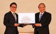Thủ tướng Nguyễn Xuân Phúc dự khởi công các dự án của Thaco tại Chu Lai – Quảng Nam