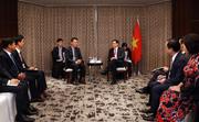Phó Thủ tướng Vương Đình Huệ: Các ngân hàng Hàn Quốc có thể mua các ngân hàng yếu kém đang được cơ cấu lại của Việt Nam