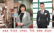 Dàn sao Việt chúc Tết 2020 tới độc giả báo điện tử Tổ Quốc