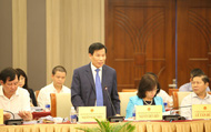 Bộ trưởng Nguyễn Ngọc Thiện dự Phiên họp toàn thể lần thứ 11 Uỷ ban Về các vấn đề Xã hội của Quốc hội