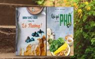 Hai cuốn sách độc đáo về ẩm thực truyền thống và hiện đại ra mắt độc giả