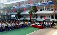 Trường THCS Cầu Giấy trở thành trường chất lượng cao của Hà Nội