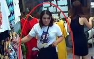 Clip: Nữ siêu trộm Lê Thị Hương và chiếc áo chống nắng ma quái