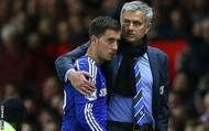 Eden Hazard bất ngờ lên tiếng muốn về gần HLV Jose Mourinho