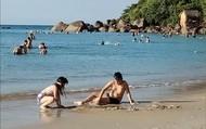 Hấp dẫn biển Lộc Bình, Thừa Thiên Huế