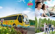 Tham quan 15 điểm phía Nam Phú Quốc bằng xe bus tour
