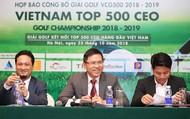 Khai mạc Giải golf VCG500 2018-2019: Đẳng cấp và sự thành công