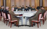 Đàm phán Triều Tiên dậm chân tại chỗ
