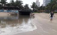 Xử phạt 9 doanh nghiệp du lịch 725 triệu đồng vì xả thải ra biển Đà Nẵng