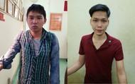 Cảnh sát nổ súng bắt 2 kẻ cướp giật nguy hiểm trên phố Sài Gòn