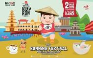 Lễ hội Kilorun cho phép du khách vừa chạy bộ vừa ăn thoả thích tại Hà Nội