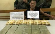 Vận chuyển trái phép 12 bánh heroin và 36.000 viên ma túy tổng hợp