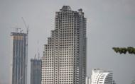 """Cận cảnh Tháp ma """"đắt khách"""" giữa trung tâm Bangkok"""