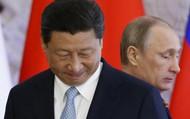 """""""Đòn vây"""" chống lại Mỹ: Điều gì bí ẩn trong quan hệ Nga và Trung Quốc?"""
