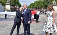 """Mặc sóng gió bầu cử, Tổng thống Trump bỏ Washington """"tìm vui"""" ở Paris?"""