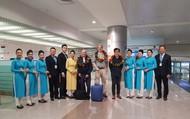 Đón vị khách quốc tế thứ 7 triệu đến TP. Hồ Chí Minh năm 2018
