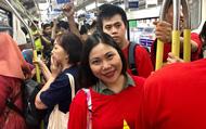 Trước giờ bóng lăn trận chung kết lượt đi Việt Nam vs Malaysia: Cổ động viên Việt trấn an