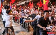 Trước trận chung kết lượt đi Việt Nam – Malaysia chiều nay: Phó Thủ tướng yêu cầu người dân nghiêm chỉnh chấp hành pháp luật khi cổ vũ bóng đá