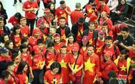 Trước trận chung kết AFF Cup: Chưa ghi nhận vụ việc nào ảnh hưởng đến an ninh, an toàn của cổ động viên Việt tại Malaysia
