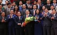 100% phiếu bầu ông Thào Xuân Sùng làm Chủ tịch Hội nông dân Việt Nam