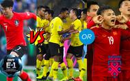 Tin mới: Việt Nam sẽ đối đầu Hàn Quốc ngay trên SVĐ Mỹ Đình nếu vô địch AFF Cup 2018