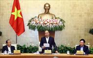 Nghị quyết phiên họp Chính phủ thường kỳ tháng 11/2018