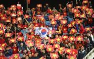 Ông Park ơi, trong lòng người hâm mộ Việt Nam không chỉ dành tình yêu cho riêng ông mà còn cả xứ sở Kim chi nữa đấy