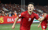 """Báo châu Á viết về Quang Hải ví như """"viên ngọc sáng"""" của bóng đá Việt Nam"""