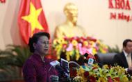 Phát triển Đà Nẵng theo hướng hiện đại và thông minh, mang tầm quốc tế và có bản sắc.