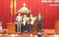 Quảng Ninh chính thức có 2 Phó Bí thư Tỉnh ủy mới