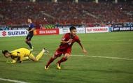 Ba cầu thủ đội tuyển Việt Nam lọt vào danh sách 10 VĐV tiêu biểu của năm 2018