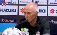 """HLV Eriksson - """"Việt Nam là đội bóng mạnh nhất giải"""""""