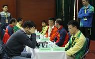 Sở hữu kỳ thủ Lê Quang Liêm, Đoàn Tp. Hồ Chí Minh lên ngôi đầu bảng môn cờ Vua