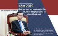 Phó Chủ nhiệm Ủy ban NVNONN Lương Thanh Nghị: Năm 2019 tập trung phát huy nguồn lực tri thức KHCN kiều  bào phục vụ nhu cầu phát triển đất nước