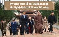 Kỳ vọng mùa lễ hội 2019 an toàn khi Nghị định 110 đi vào đời sống