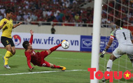 1 tỷ đồng tiền thưởng của VFF dành cho đội tuyển Việt Nam sau chiến thắng với Malaysia