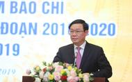 Phó Thủ tướng Vương Đình Huệ chúc mừng 41 tác phẩm báo chí đạt giải về công tác giảm nghèo