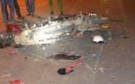 Gia Lai: Xe máy đối đầu trong đêm, 2 người tử vong
