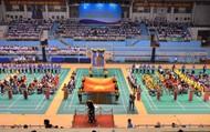 Khai mạc Giải vô địch các môn Bóng bàn, Cầu lông dành cho người khuyết tật toàn quốc năm 2019
