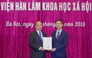 Viện Hàn lâm Khoa học Xã hội Việt Nam có tân Chủ tịch