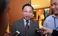 """ĐBQH Lưu Bình Nhưỡng: """"Cử tri, đồng bào quan tâm dự án sân bay Long Thành có gây hệ luỵ không?"""""""