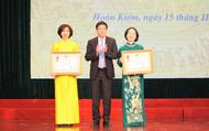 Ngành Giáo dục và Đào tạo quận Hoàn Kiếm kỷ niệm ngày Nhà giáo Việt Nam 20/11