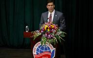 Bộ trưởng Quốc phòng Mỹ khẳng định sự coi trọng quan hệ Đối tác toàn diện với Việt Nam