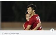 Heerenveen gửi lời chúc mừng tới U22 Việt Nam, đặt dấu hỏi cho quyết định của trọng tài