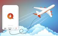 Trong tương lai, hành khách có thể bị tính thêm phí nếu muốn sạc pin điện thoại trên máy bay